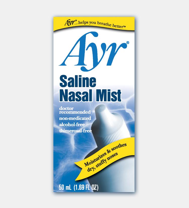 Medications Without Prescription Otc Ayr Nasal Mist 50 Ml