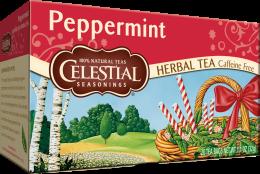 Herbs G CELESTIAL SEASONINGS HERB TEA PEPPERMINT 40 BAG