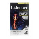 Lidocare 4 % Lidocaine Pain relife Patch